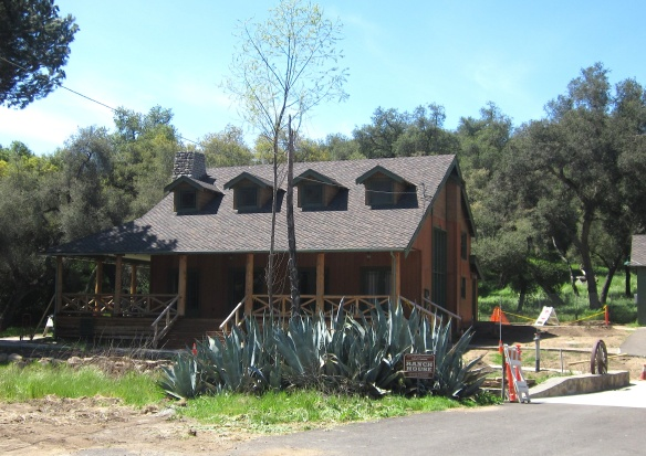 Daley Ranch House