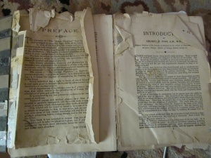 Old Medical Book