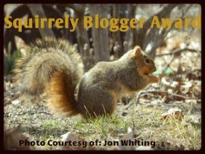 Squirly award