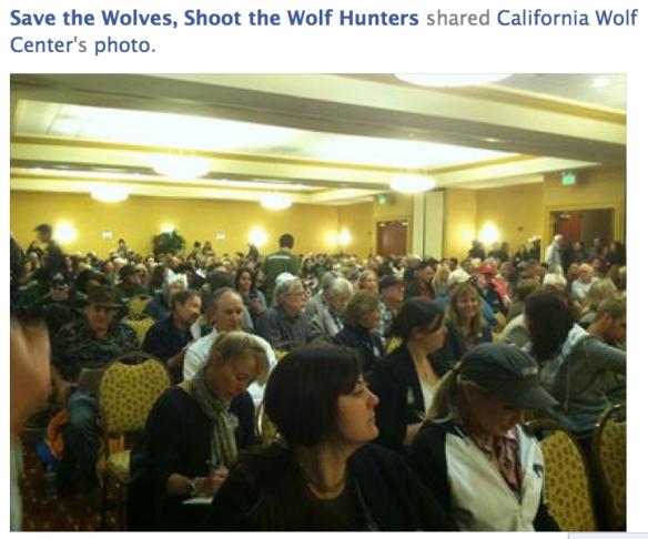 Wolf Hearing Sacramento