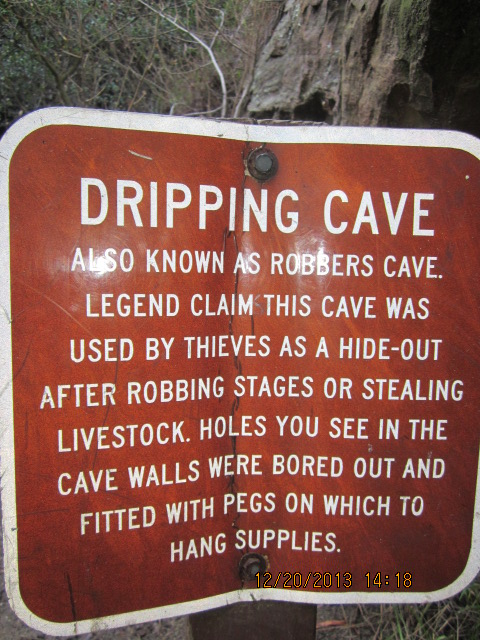 alisodrippingcave