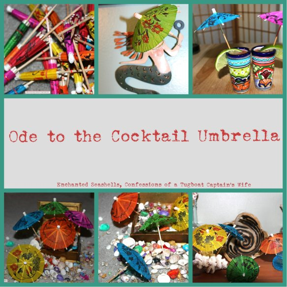 Umbrella Collage