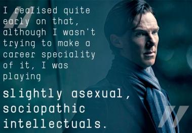 Benedicit Cumberbatch