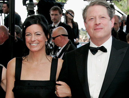 al-gore-laurie-david-affair