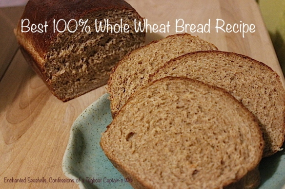 Easy+Spectacular 100% Whole Wheat Bread