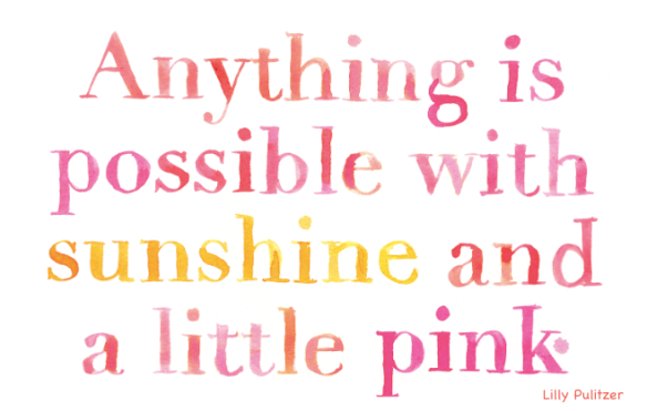 LillyPulitzer quote
