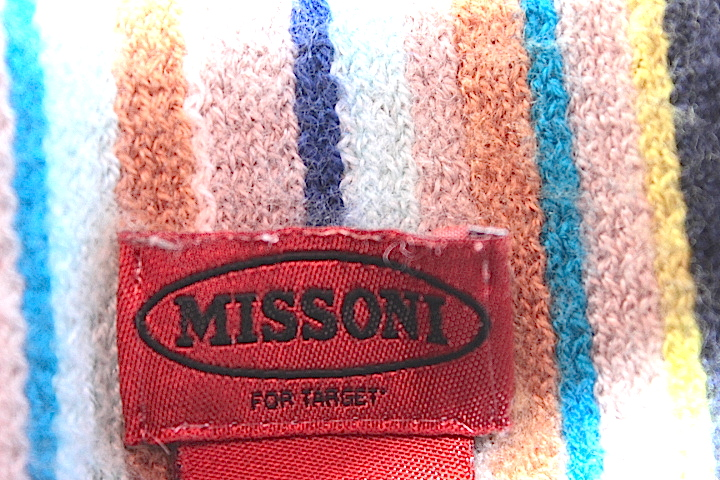 missoni for target tag