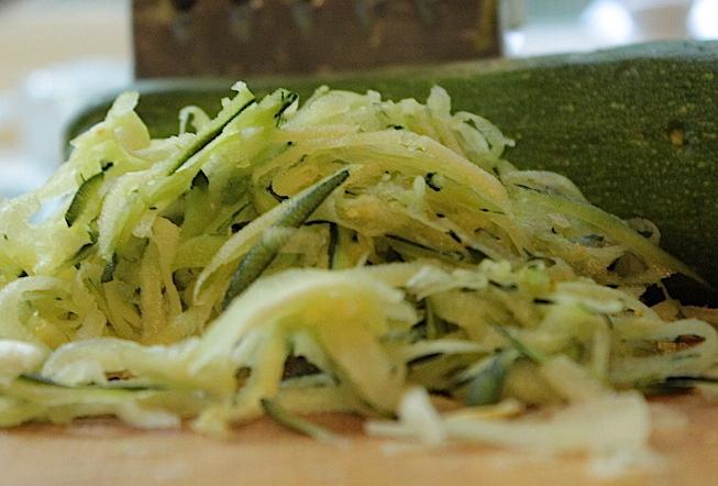 zucchinicake