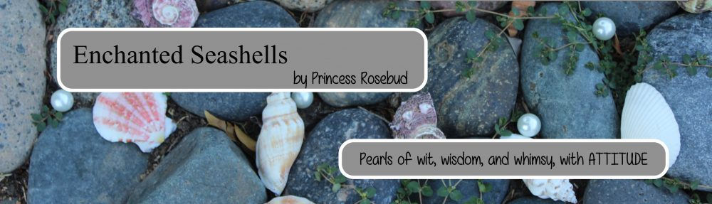 Enchanted Seashells by Princess Rosebud